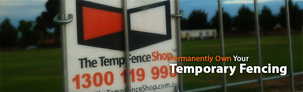 Temp Fence Sales